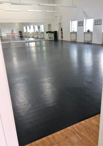 Studio 1 mit Tanzboden